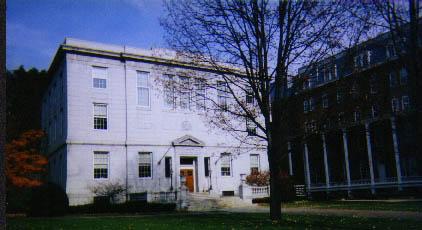 Built in 1917 of Barre granite